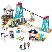 Friends - Snow Resort Ski Left 41324 - 585 PCS.- By LEGO