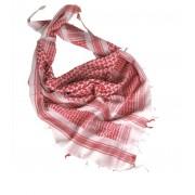 Arafatka biało-czerwona Mil-Tec Shemagh
