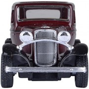 KINSMART 1932 Ford 3 - Window Coup- Brown