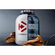 Dymatize Iso 100 ISO-100 100% Hydrolyzed tejsavófehérje Izolátum cukor-. zsír és laktózmentes 2200g