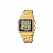 Reloj Casio A-500WGA-1D-Dorado Con Negro