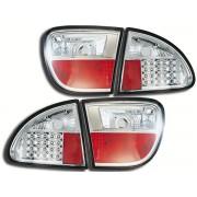 Stopuri cu LED Seat Leon 1M 99-05 crom
