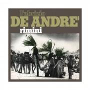 Sony Music Fabrizio De André - Rimini - vinyl replica limited edition - CD