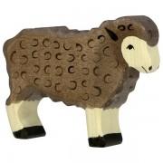 Fa játék állatok - juh, fekete