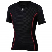 Sportful BodyFit Pro Short Sleeve Baselayer - Black - M