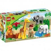 Lego Duplo 4962 - Le Zoo Des Bébés Animaux