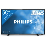 Philips 6500 series 50PUS6504/12 tv 127 cm (50'') 4K Ultra HD Smart TV Wi-Fi Zwart