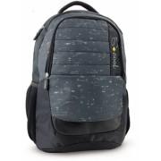 Ghiozdan ergonomic Premium gri cu negru S-Cool