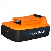 FERM Baterie 14,4 V 1,5 Ah Li- ion CDA1076S