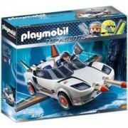 Комплект Плеймобил 9252 - Агент П със състезател Playmobil, 2900309