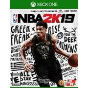 Xbox One Game - NBA 2K19, Retail Box, No Warranty