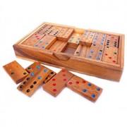 Domino clasic din lemn