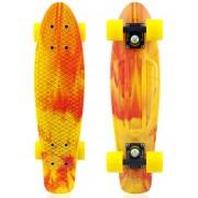 "Penny Board Galben/Orange 22,5"""