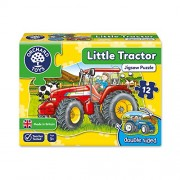Orchard Toys Little Tractor, Multi Color