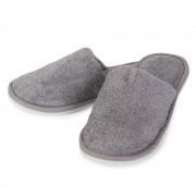Papuci de casa Charles gri