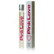 Aurora Labs (PL) Perfumy z Feromonami Pink Love 15 ml for women 100% DYSKRECJI BEZPIECZNE ZAKUPY