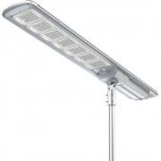 Lampa Stradala Cu Incarcare Solara 100W NEWBITS