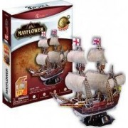 Puzzle 3D - Corabia MayFlower
