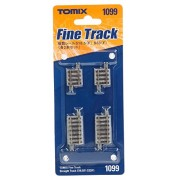 18.5mm & 33mm Straight Track S18.5 & S33 TOMIX 1099