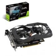 Dual GeForce® GTX 1660TI OC edition 192bit 6GB DDR6 Asus grafička karta DUAL-GTX1660TI-O6G