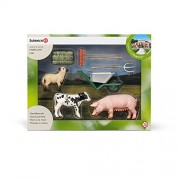 Schleich Animal Care Play Set