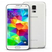 """Samsung Galaxy S5 G900F 4G LTE 5.1 ??""""telefono inteligente Android con 2 GB de RAM? 16 GB ROM - blanco"""