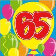 Folat Servetten 65 jaar