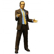 Mezco Toys Breaking Bad: Saul Goodman (Brown Suit Version) 6 Action Figure