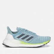 adidas Women's Solar Boost Trainers - Ash Grey - UK 3.5 - Grey