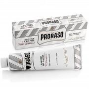 Proraso - White - Shaving Soap in a Tube - 150 ml