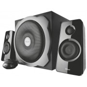 Trust Tytan 2.1 subwoofer speaker set crni