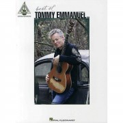 Hal Leonard Best Of Tommy Emmanuel
