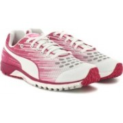 Puma Faas 300 v4 Wn Running Shoes For Women(White, Pink)