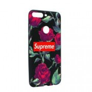 Husa de protectie Supreme Rose pentru OnePlus 5T Silicon B262