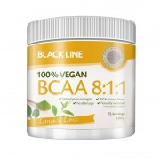 Budo & Fitness Black Line 100% Vegan BCAA Lemon/Lime 300 g