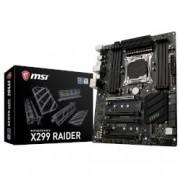 Motherboard X299 Raider (X299/2066/DDR4)