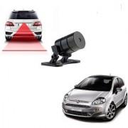 Auto Addict Car Styling Anti Collision Safety Line Led Laser Fog Lamp Brake Lamp Running Tail Light-12V Cars For Fiat Punto Evo