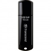 USB-ključ 16 GB Transcend JetFlash® 700 crni TS16GJF700 USB 3.0