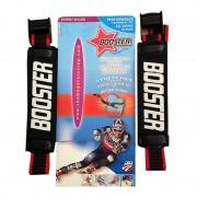 booster ski strap medium (Colore: nero, Taglia: UNICA)