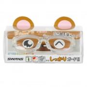 【セール実施中】【送料無料】子供用 花粉グラス クリア ジュニア用花粉グラス SWKJ-01 CLA クリア−