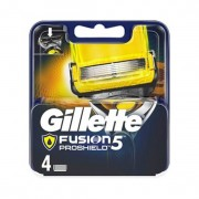 Gillette Fusion5 ProShield rakblad (4-pack)
