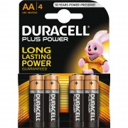 Duracell Plus Power AA Batteri