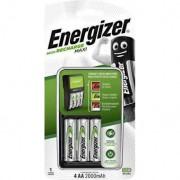 Energizer Chargeur Energizer Maxi avec 4 piles AA 2000mAh