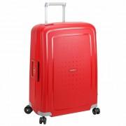Samsonite S'Cure Spinner Koffer 4 wielen 81 cm crimson red
