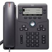 IP телефон Cisco 6841 Phone for MPP, NB Handset, CE Power Adapter, 2x10/100/1000Base-T, черен, CP-6841-3PW-CE-K9=