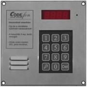 Kaputelefon, társasházi audio EVKT 212/112 112 lakásos központ