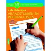 Tijd voor Huiswerk Oefenblaadjes- vraagstukken en rekenraadsels 9-10 jaar