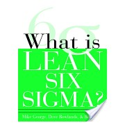 What is Lean Six Sigma? (George Michael L.)(Paperback) (9780071426688)