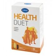 Health Duet, 32 capsule+Multivitamine & Minerale, 32 comprimate