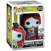 The Nightmare Before Christmas FUNKO POP Vinylfigur! - The Nightmare Before Christmas Dapper Sally Funko Pop Vinylfigur-multicolor - Offizieller & Lizenzierter Fanartikel - Offizieller & Lizenzierter Fanartikel